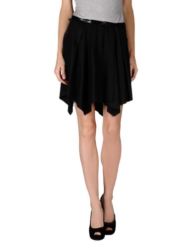 PINKO BLACK - Knee length skirt