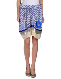 TSUMORI CHISATO - Knee length skirt