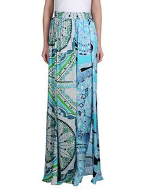EMILIO PUCCI - Long skirt