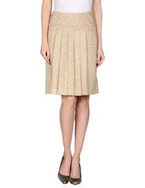 MOSCHINO - Knee length skirt