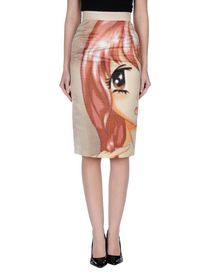 MARCO BOLOGNA - 3/4 length skirt