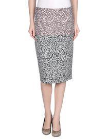 PINKO BLACK - 3/4 length skirt