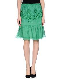 SCERVINO STREET - Knee length skirt