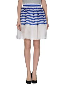 GOLDEN GOOSE - Knee length skirt