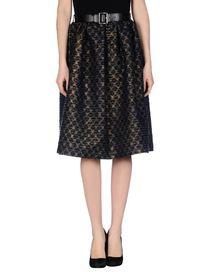 GOLDEN GOOSE - 3/4 length skirt