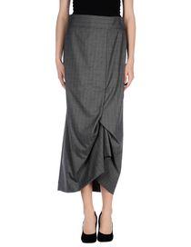 OBLIQUE - Long skirt