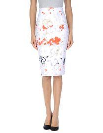 BLUMARINE - 3/4 length skirt