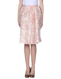 ROCHAS - Knee length skirt