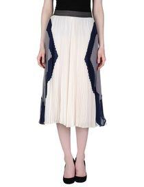 REBECCA TAYLOR - 3/4 length skirt