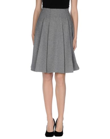 fall winter summer knee length skirt fall