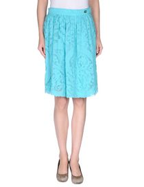 CLASS ROBERTO CAVALLI - Knee length skirt