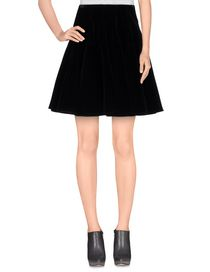 ALAÏA - Knee length skirt