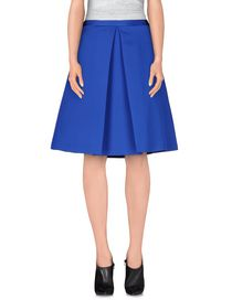10 CROSBY DEREK LAM - Knee length skirt