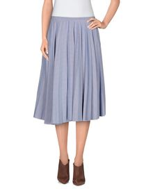 J.W.ANDERSON - Knee length skirt