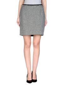 DANIELE ALESSANDRINI - Knee length skirt