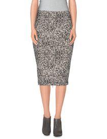 PINKO BLACK - Knee length skirt