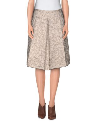 MALIPARMI - Knee length skirt