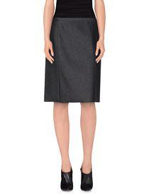 NINA RICCI - Knee length skirt