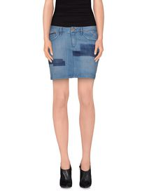 TOMMY HILFIGER DENIM - Denim skirt