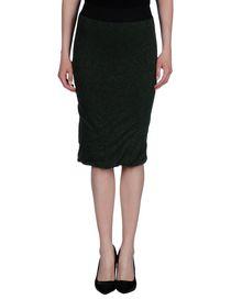 AMERICAN VINTAGE - Knee length skirt