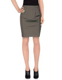 GALLIANO - Knee length skirt