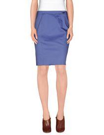 BLUMARINE - Knee length skirt