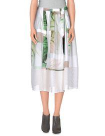 TIBI - 3/4 length skirt