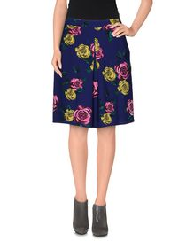 DARLING - Knee length skirt