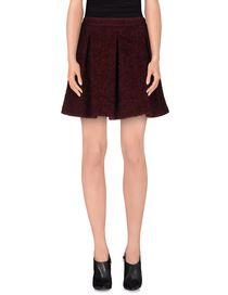 KARL LAGERFELD - Knee length skirt