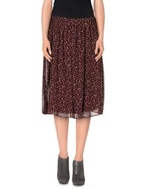 ATTIC AND BARN - Knee length skirt