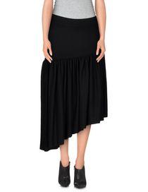 Y-3 - 3/4 length skirt