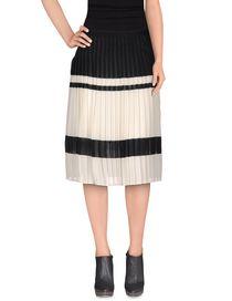 VERONIQUE BRANQUINHO - Knee length skirt