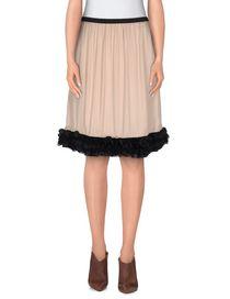 L' AUTRE CHOSE - Knee length skirt