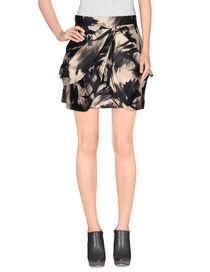BLUMARINE - Mini skirt