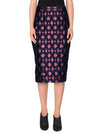 BURBERRY PRORSUM - 3/4 length skirt