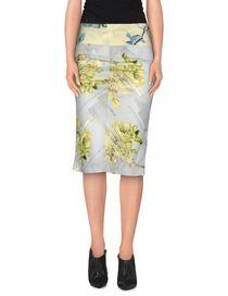 PAUL SMITH - Knee length skirt