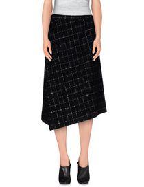 Y'S YOHJI YAMAMOTO - 3/4 length skirt