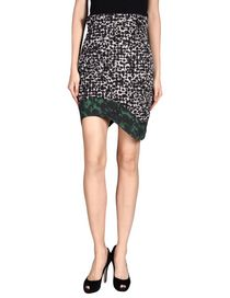 ANTONIO BERARDI - Knee length skirt