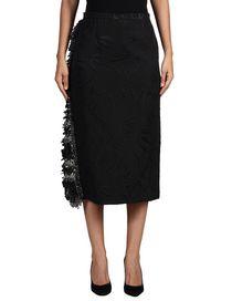 ROCHAS - 3/4 length skirt