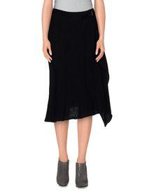 YOHJI YAMAMOTO - 3/4 length skirt