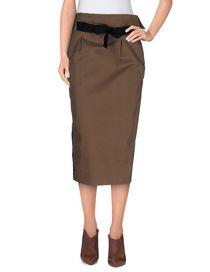 TONELLO - 3/4 length skirt