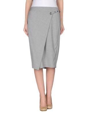 BRUNELLO CUCINELLI - 3/4 length skirt