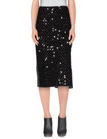 CEDRIC CHARLIER - 3/4 length skirt