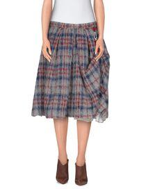 CALLA - Knee length skirt
