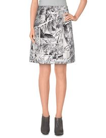 McQ Alexander McQueen - Knee length skirt