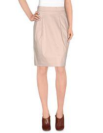 BLUGIRL BLUMARINE - Knee length skirt