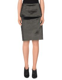 DONNA KARAN - Knee length skirt