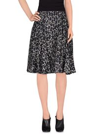 SALVATORE FERRAGAMO Knee length skirt