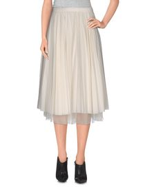 BOY by BAND OF OUTSIDERS - 3/4 length skirt