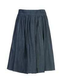 8 - Denim skirt